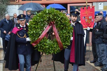 Commemorazione Filippo Raciti a Catania