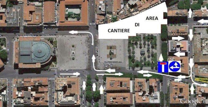 cantiere anello ferroviario Palermo