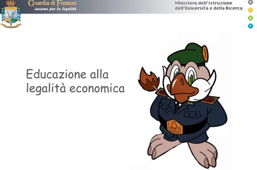 educazione legalità economica