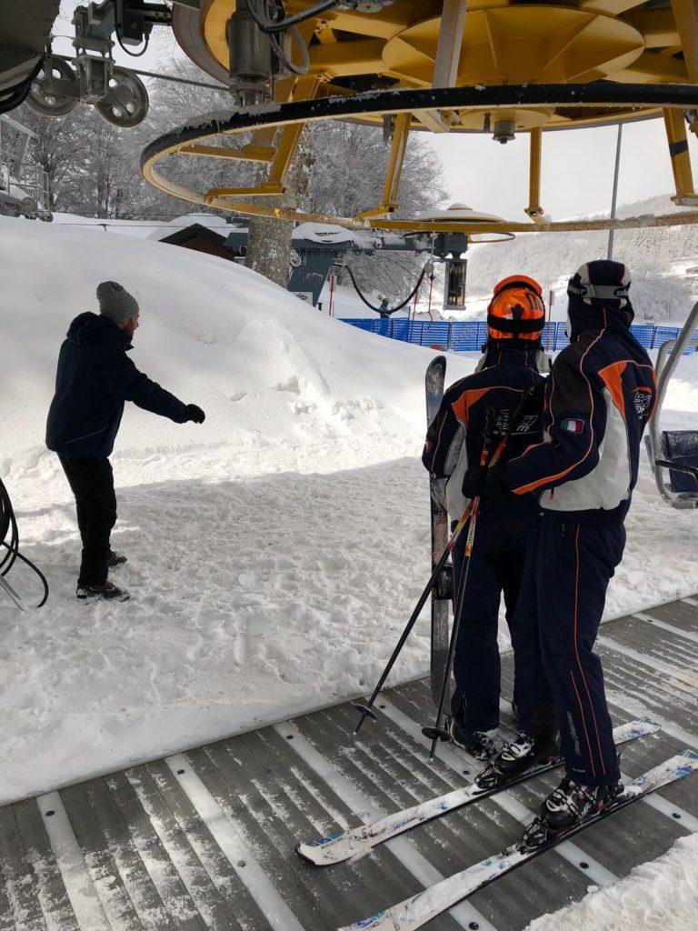 stagione sciistica a Piano Battaglia
