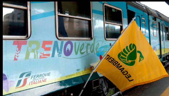 Treno Verde 2030 Legambiente