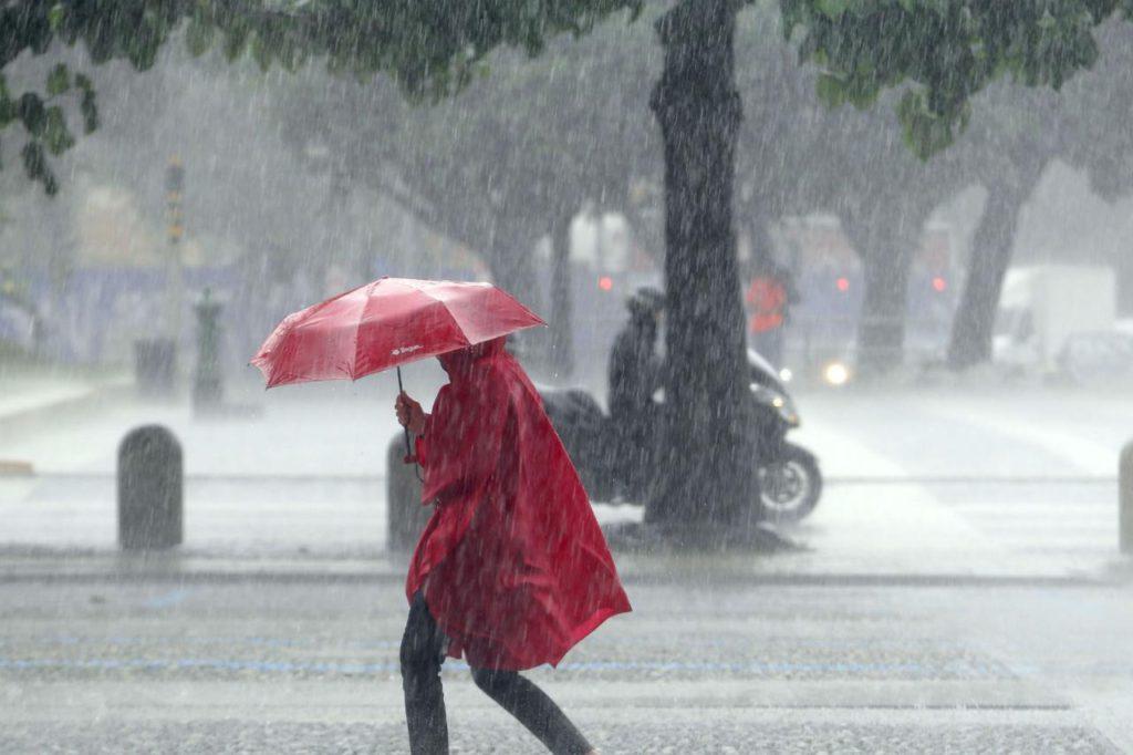 Maltempo settimana con piogge e neve