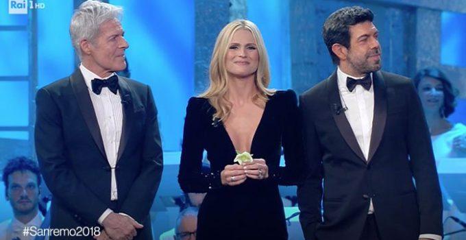 Sanremo 2018 le canzoni in gara