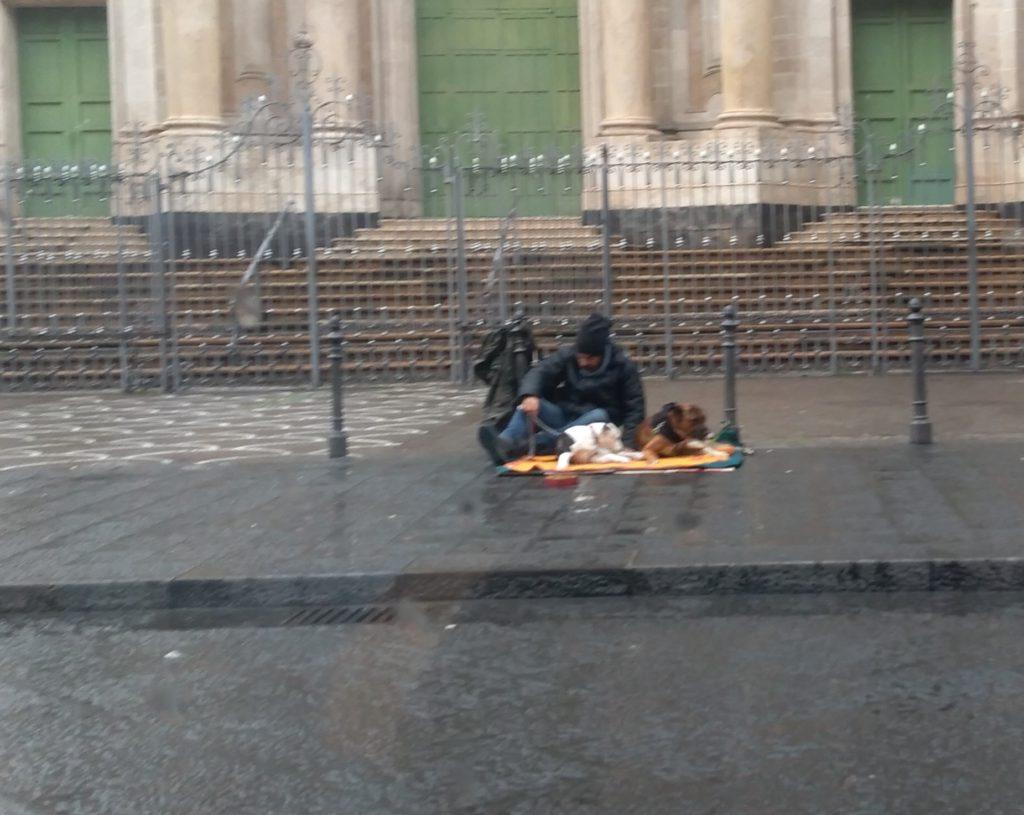 Emergenza freddo Catania