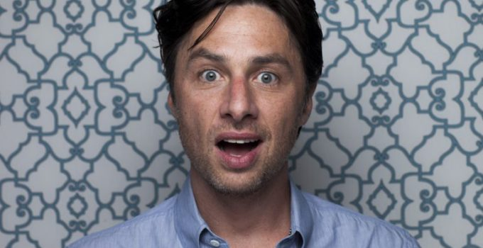 """All new people"" di Zach Braff"