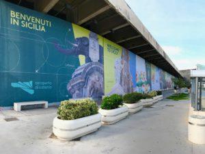 Positivo al Coronavirus tenta di imbarcarsi sul volo Catania-Roma