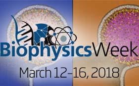 Biophysics week 2018