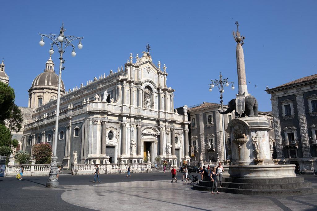 Pasqua a Catania