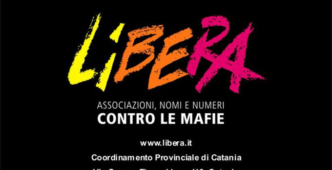 Libera pianta alberi a Catania
