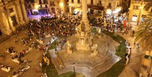 Ordinanze anti-covid a Palermo: no alle bibite in vetro e chiusura strade