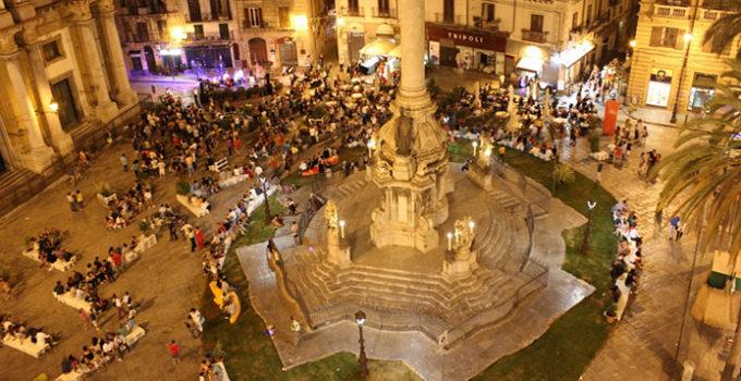 Movida controlli e sanzioni a Palermo