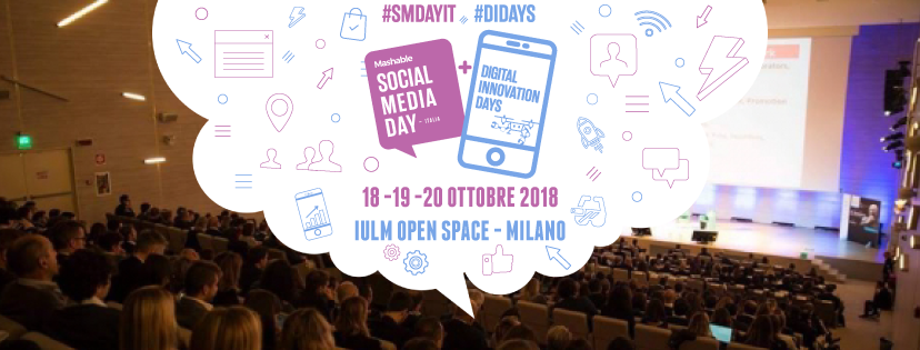 Tornano i Mashable Social Media Day, l'evento che celebra la rivoluzione digitale