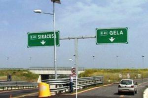Autostrada Siracusa-Gela: quasi pronti dieci chilometri