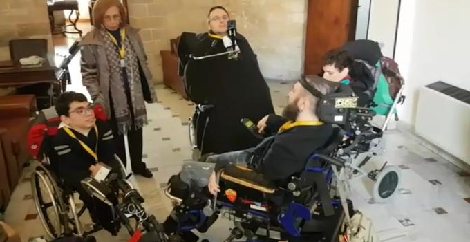 M5S su disabili gravissimi