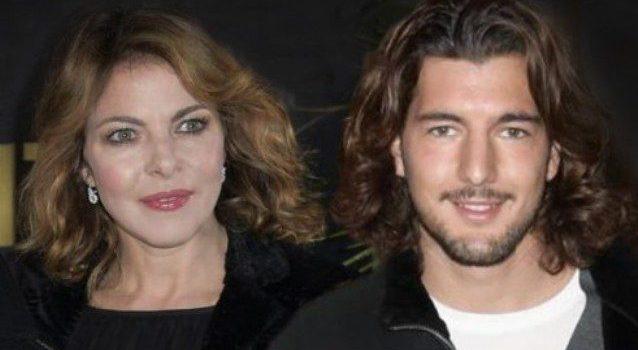 Claudia Gerini lascia il fidanzato
