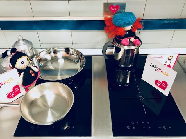 la nuova cucina di ibiscus