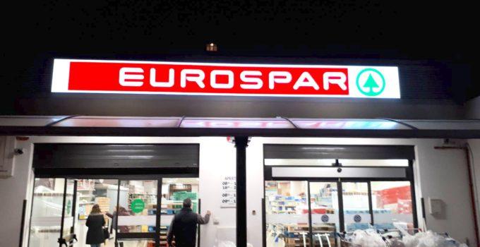 punto vendita Eurospar Erice