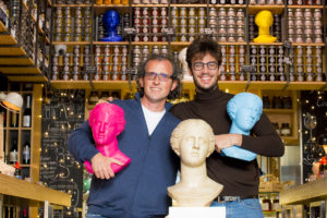 Fud Bottega Sicula e Artficia, arte e cibo si incontrano a Palermo