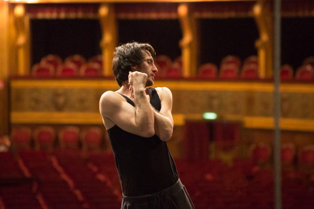 Grande danza al Teatro Massimo