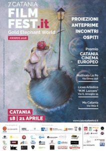 Catania Film Fest, dal 18 al 21 aprile parte la settima edizione