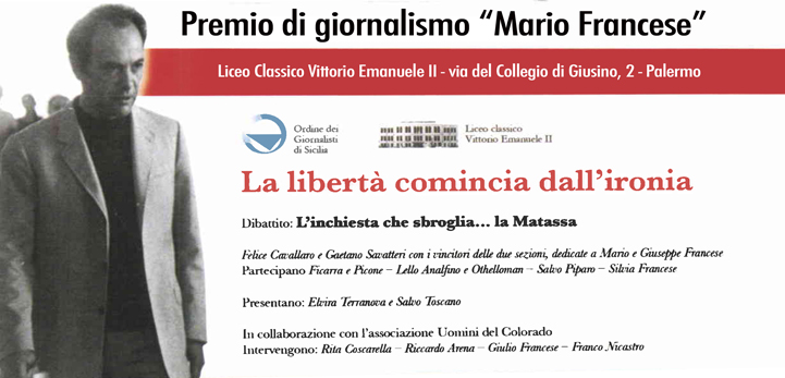 XXI Premio Giornalistico