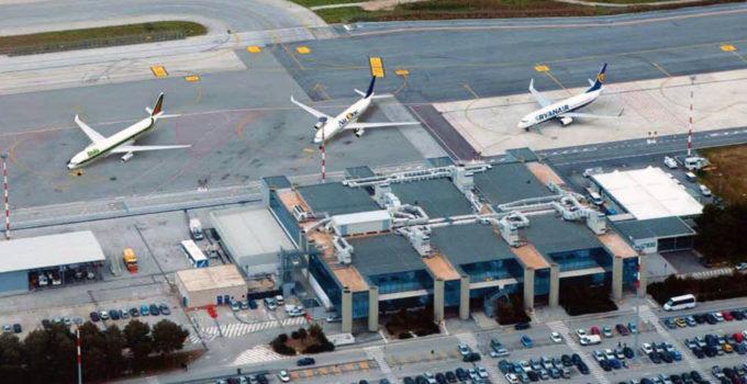 scalo aeroportuale di Birgi