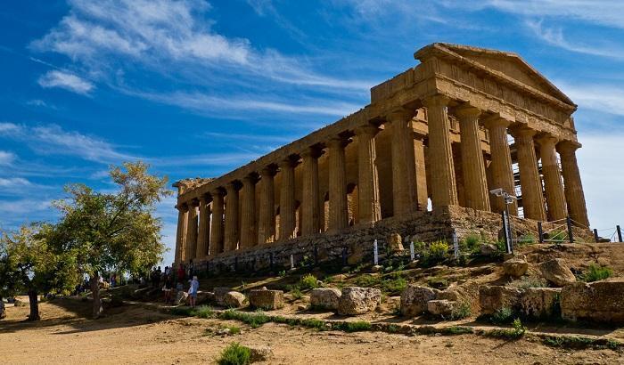 Esa e Parco Archeologico Valle dei Tempi
