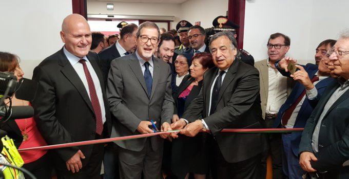 Inaugurata nuova ala Pronto soccorso Civico