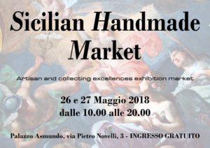 Sicilian Handmade Market a Palazzo Asmundo in mostra l'artigianato siciliano