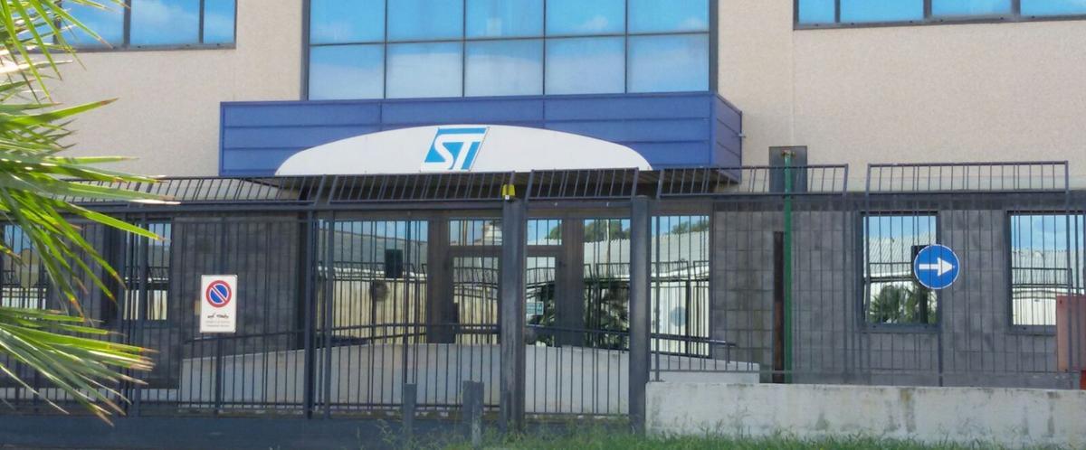 Musumeci incontra vertici della ST Microelettronics a Catania