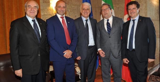 Ministri delle Repubbliche di Albania e Kosovo