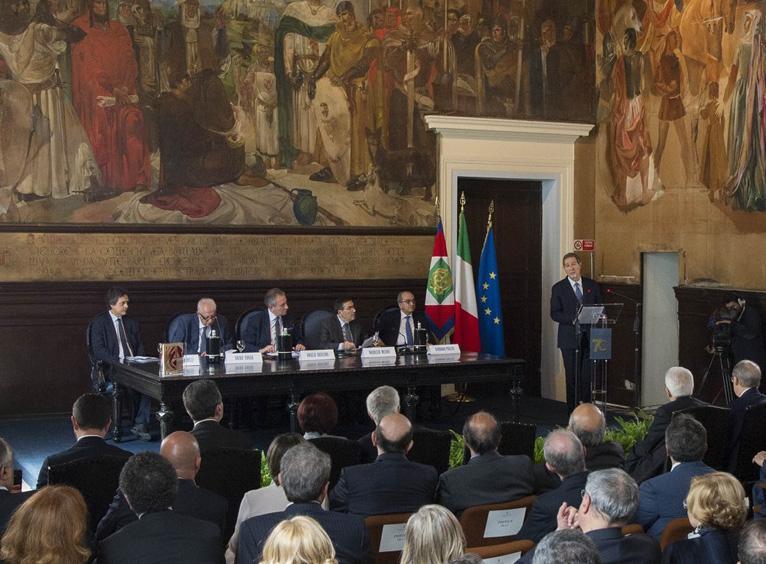70° anniversario Corte dei Conti in Sicilia