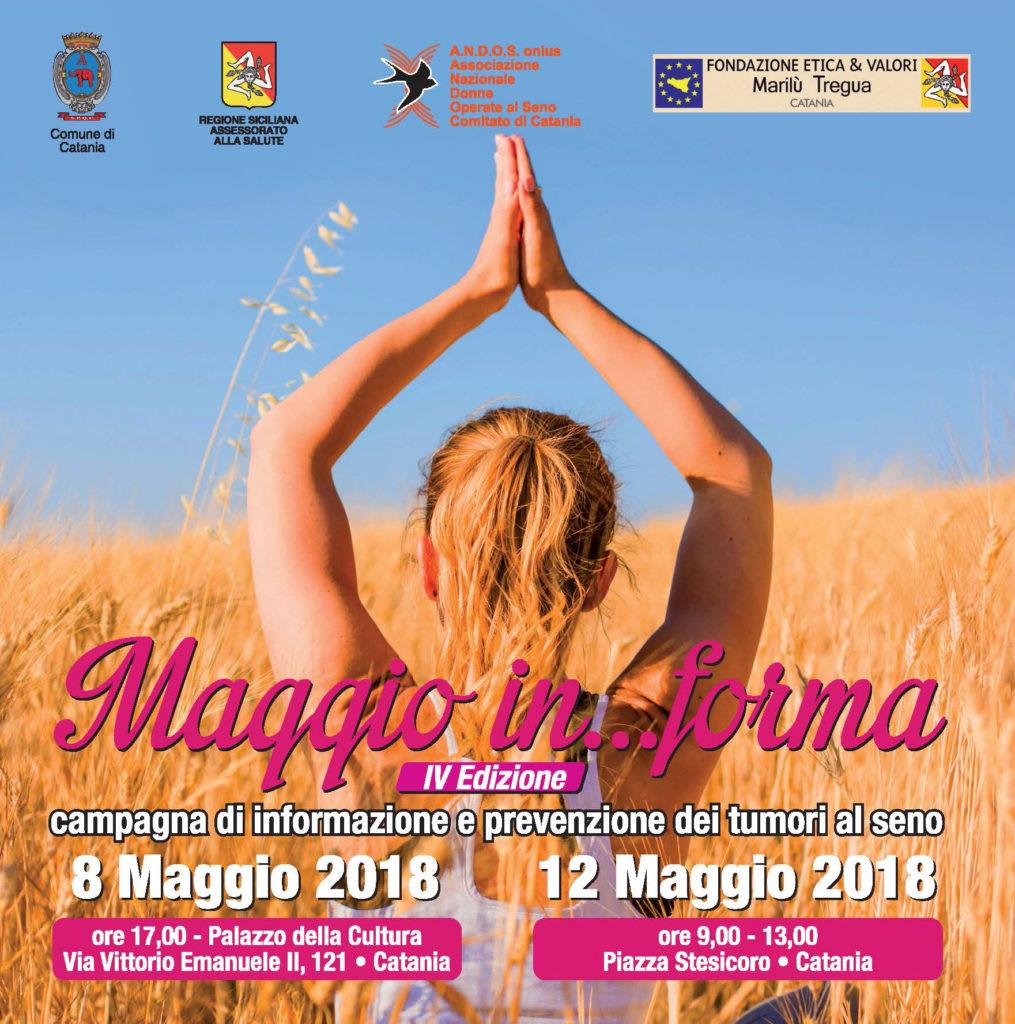 Maggio in...forma 2018