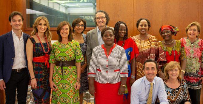Morettino ospita delegazione Uganda