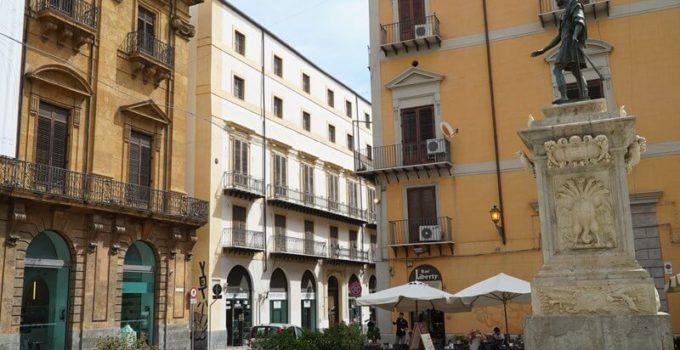 Palazzo Gulì consegnato al Centro Impastato