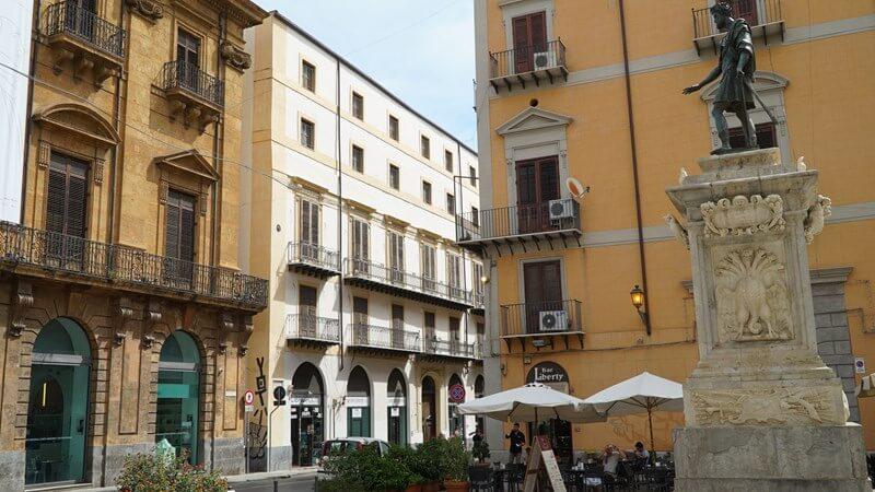 Palazzo Gulì consegnato al Centro Impastato per No mafia Memorial
