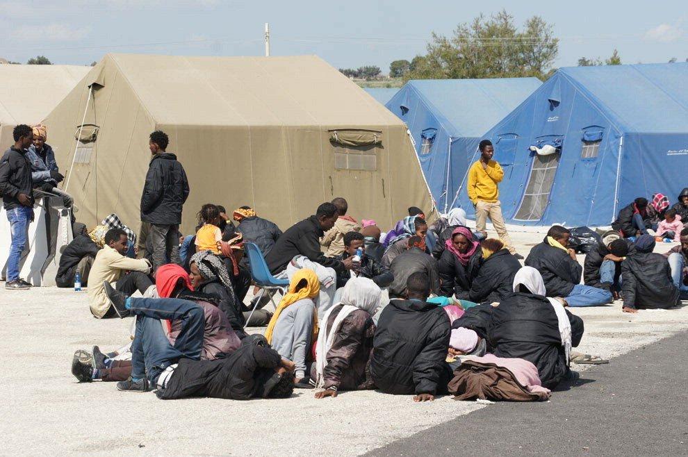 Orlando sui migranti