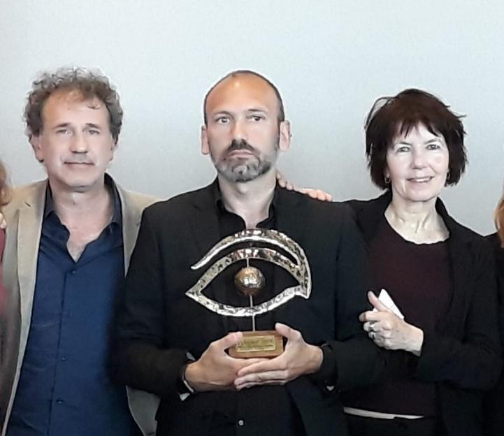 Palermitano Stefano Savona vince a Cannes