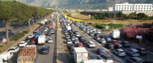 Ponte Corleone Palermo, interventi per un mese: città paralizzata
