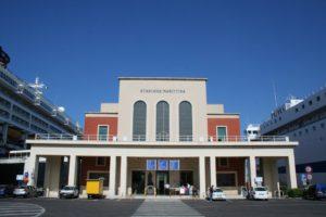 Stazione marittima porto di Palermo ripartono i lavori dopo sette anni
