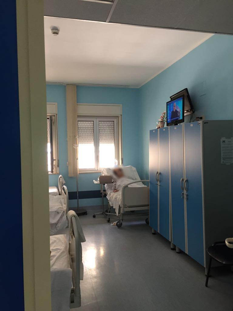 Ospedale Cannizzaro Catania, unità sotto organico e struttura carente -