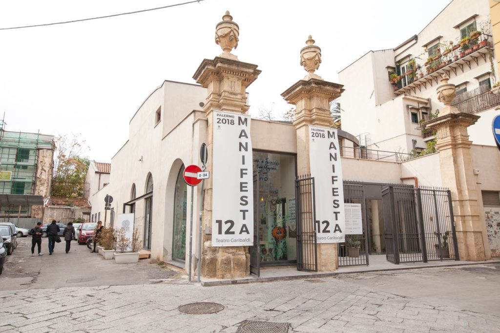 Furto Teatro Garibaldi