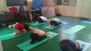 Yoga a scuola a Catania: l'istituto superiore De Felice è protagonista