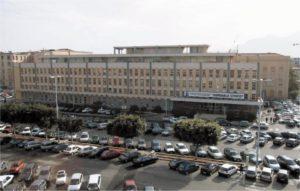 Sequestrato parcheggio abusivo a Palermo antistante l'Ospedale Civico
