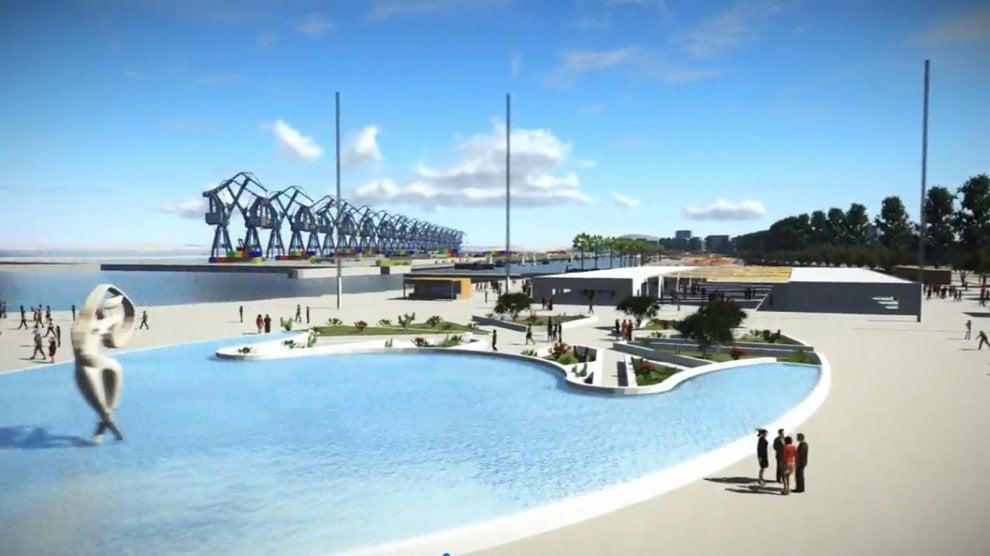Presentazione porto Hub di Palermo-Eurispes