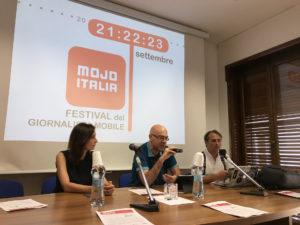 Mojo Italia, arriva il primo Festival del Giornalismo Mobile