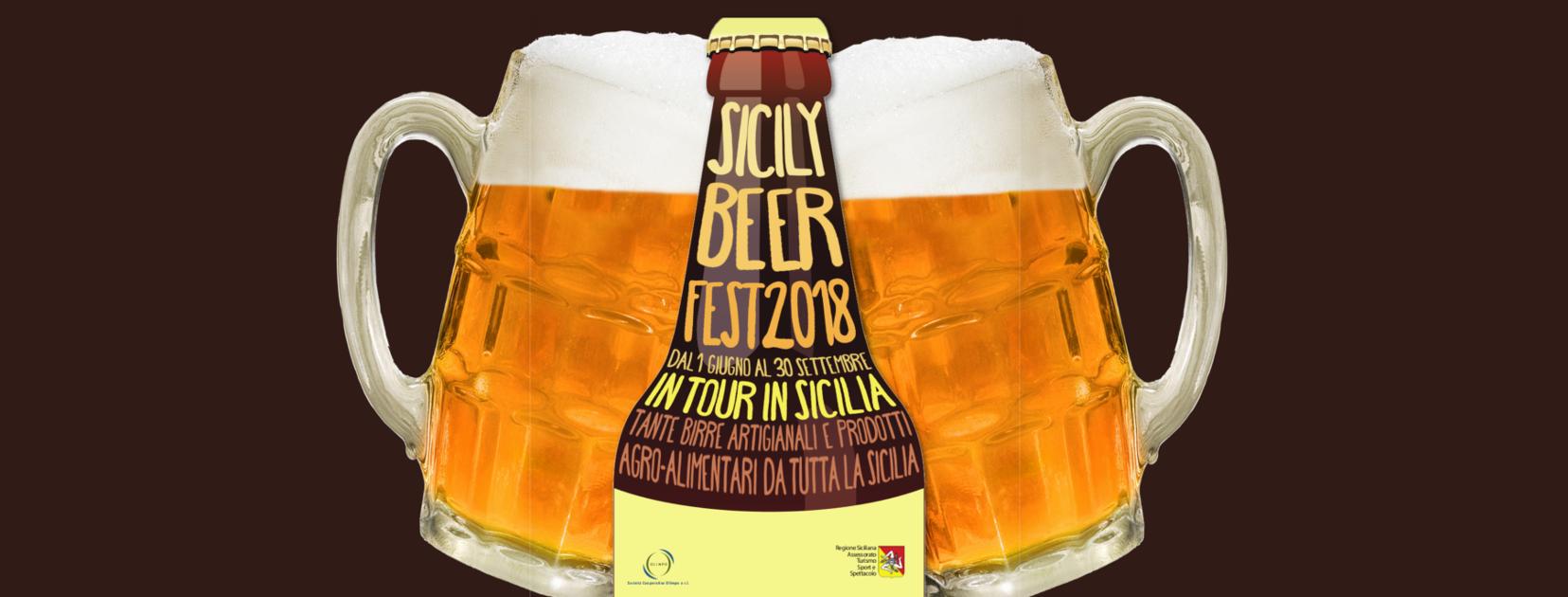 """Il """"Sicily Beer Fest"""" sbarca a Pozzallo (Rg) per tutti gli amanti della birra artigianale, del food e della musica live. L'evento è in programma il prossimo weekend (da venerdì 20 a domenica 22 Luglio) in Piazza delle Rimembranze. Sicily Beer Fest, non solo birra Il """"Sicily Beer Fest"""" in Tour è il primo evento itinerante in Sicilia dedicato alla buona birra artigianale e si sta svolgendo nelle più belle ed affascinanti località turistiche dell'isola durante l'intera estate. Dopo le tappe di Marzamemi e Giardini Naxos, la carovana del """"Sicily Beer Fest"""" approda adesso in provincia di Ragusa, in una"""