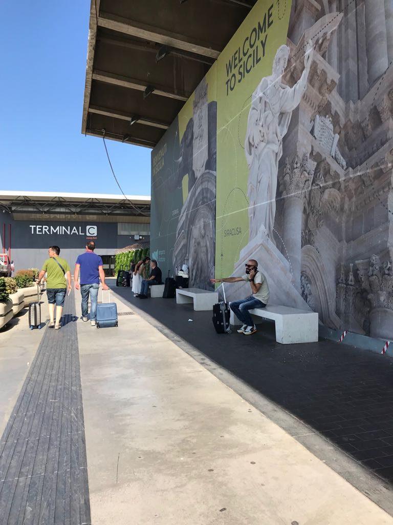 Terminal C aeroporto Catania