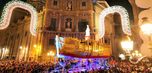 394° Festino di Santa Rosalia Palermo