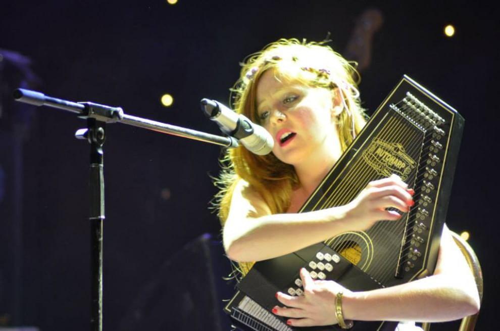 Alessandra Salerno canta Amy Winehouse